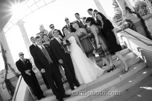 Asheville Wedding Photography - Andrew and Lisa's Basilica wedding and Crest Center reception