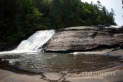Triple Falls, DuPont Forest, Brevard, NC