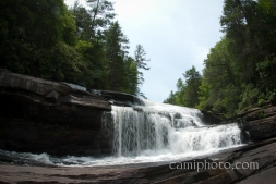 Triple Falls waterfall